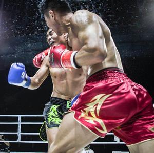 2018中国武术散打俱乐部超级联赛05