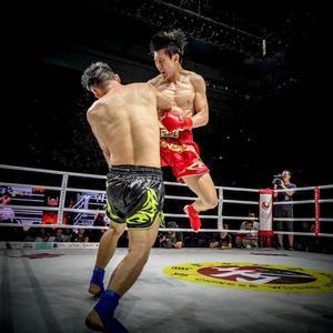2018中国武术散打俱乐部超级联赛01
