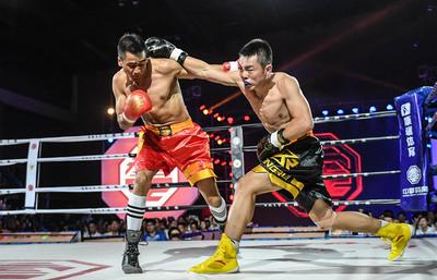 2017中国拳王争霸赛05