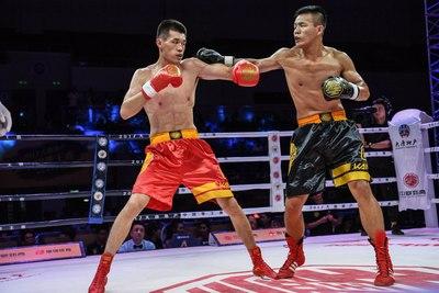 2017中国拳王争霸赛04