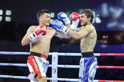 2018WSB拳击联赛01